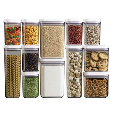 (OXO Softworks Container Set (12)
