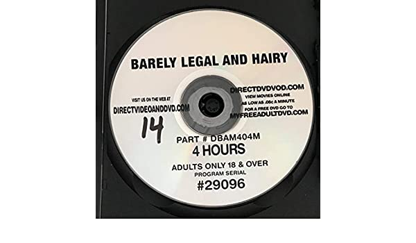 and hairy Legal