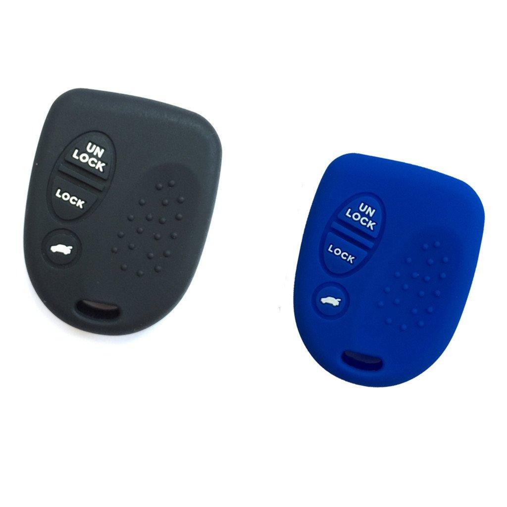 リモートスマートキーケースカバーチェーンバッグ交換用 QQY8VOOGH40001 BB B0768RVKPQ 7 7