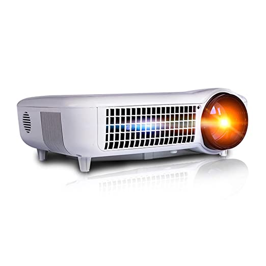Proyector portátil 1080P WiFi proyector de Oficina inalámbrico HD ...