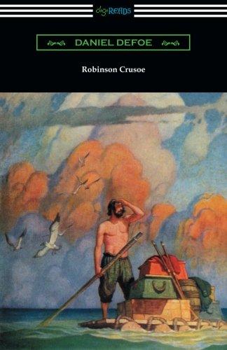 Robinson Crusoe (Illustrated by N. C. Wyeth)