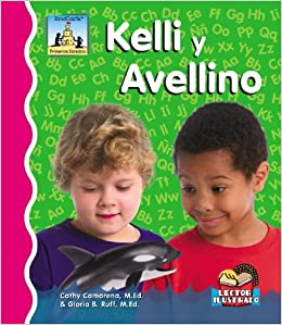 Book Kelli Y Avellino (Primeros Sonidos / First Sounds) (Spanish Edition)