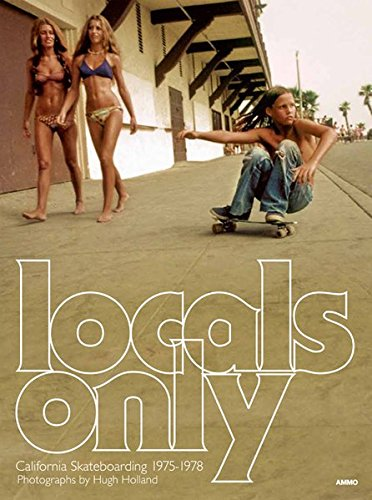 One afternoon in 1975, a young photographer named Hugh Holland drove up Laurel Canyon Boulevard in Los Angeles and encountered skateboarders carving up the drainage ditches along the side of the canyon. Immediately transfixed by their grace a...