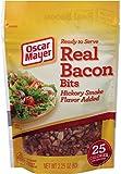Oscar Mayer Real Bacon Bits, Hickory Smoke, 2.25 Ounce (Pack of 6)