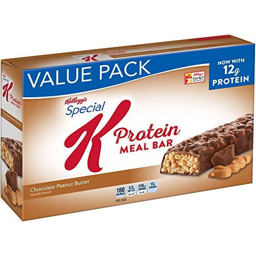 Special K Protein Chocolate Peanut Butter Meal Bar…
