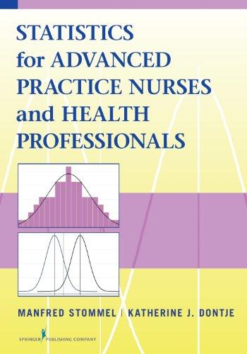 Download Statistics for Advanced Practice Nurses and Health Professionals Pdf