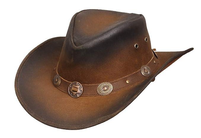 405fd01be6 Sombrero di Piel Tombstone sombrero de hombresombrero de piel sombrero de  hombre  Amazon.es  Ropa y accesorios
