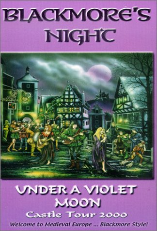 Under a Violet Moon [VHS]