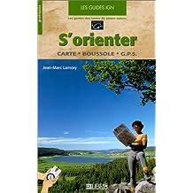 S'ORIENTER : CARTE BOUSSOLE GPS