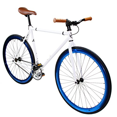 Zycle Fix Bike Single Speed Fixie Road Bicycle - PEARL