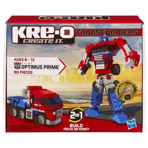 KRE-O Transformers Optimus Prime Construction Set (31143) (Transformers Lego)