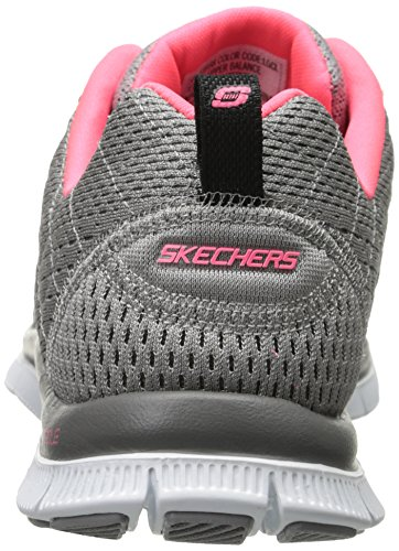 SkechersFlex Appeal - Obvious Choice - Zapatillas mujer Gris (LGCL)