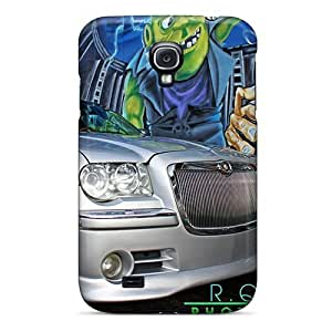 Excellent Design 300c Case Cover For Galaxy S4 by icecream design