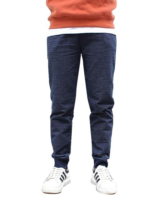 Liangzhu Niños Niñas Pantalones Deportivos Jogger Pantalón De ...