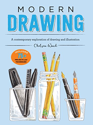 (Modern Drawing: A contemporary exploration of drawing and illustration (Modern Series) )