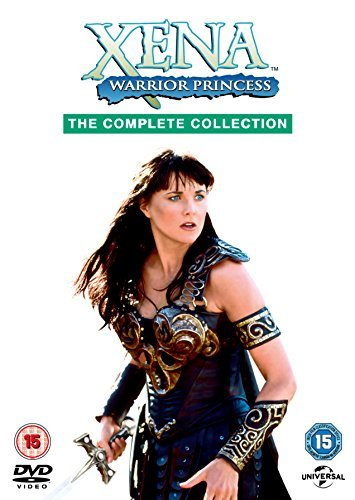 Xena - Warrior Princess: Complete Series 1-6 [DVD]