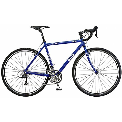 GIOS(ジオス) シクロクロス PURE DROP GIOS-BLUE 460mm B076BLWRQR