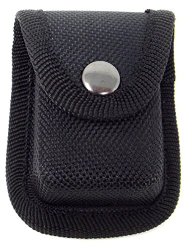 XYZ Brands 281 Carry-All Lighter Pouch with Black Formed Nylon Construction Model: SH281
