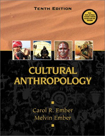 Cultural Anthropology (10th Edition)