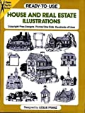img - for Ready-to-Use House and Real Estate Illustrations (Clip Art Series) by Franz, Leslie (September 1, 1988) Paperback book / textbook / text book