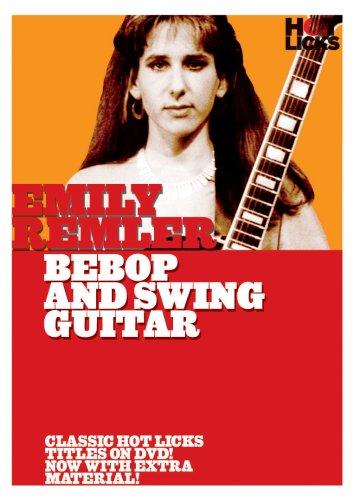 DVD : Emily Remler - Bebop and Swing Guitar (DVD)