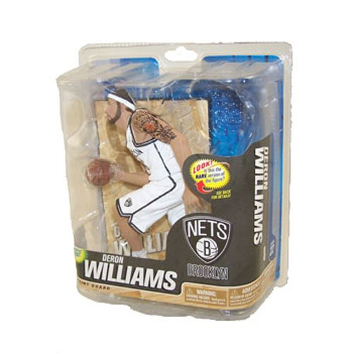 - McFarlane Toys NBA Series 22 Deron Williams Figure
