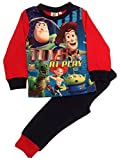 Toy Story Boys Woody and Buzz Long Pyjamas Size 18-24 Months