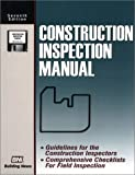 Construction Inspection Manual 9781557012579