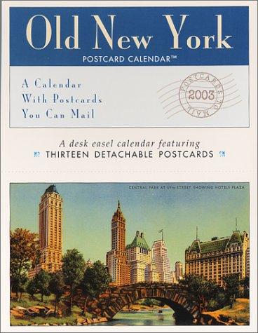 Old New York 2003 Postcard Calendar pdf