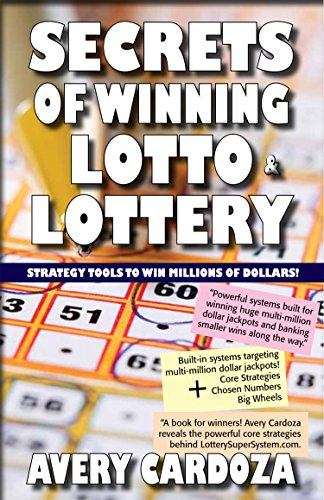 How To Strategically Win The Lottery