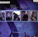 WINGS , PAUL MCCARTNEY BACK TO THE EGG CD MINI LP OBI