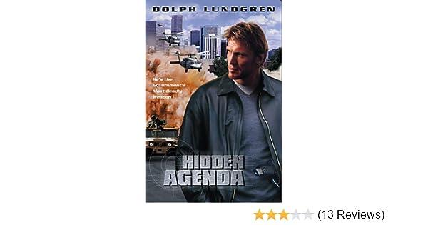 Amazon.com: Hidden Agenda/Detention: Dolph Lundgren: Movies & TV
