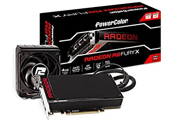 Amazon.com: PowerColor tarjeta de vídeo (AX R9 Fury X 4 ...