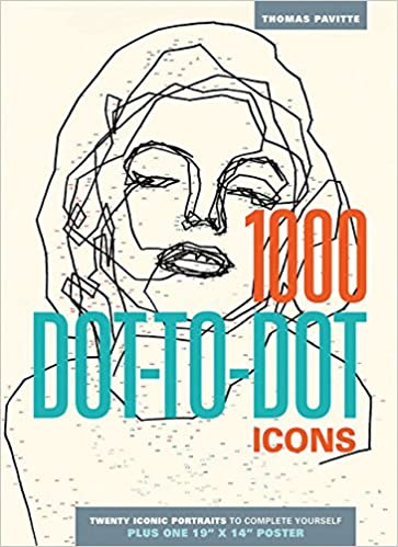 1000 Dot-To-Dot: Icons