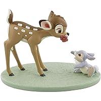 Disney, figura de Bambi y palas, momentos mágicos.