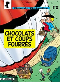 Benoît Brisefer, tome 12 : Chocolats et coups fourrés par Pascal Garray