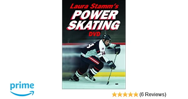 Amazoncom Laura Stamms Power Skating Dvd Laura Stamm Doug Brown