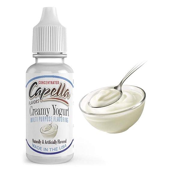 Capella Aroma 13ml DIY Creamy Yogurt