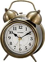 CITIZEN (シチズン) 目覚し時計 ツインベルRA06 8RAA06-063
