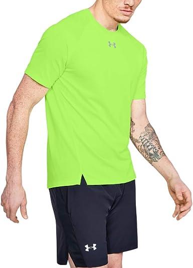 Under Armour Camiseta para Hombre Qualifier, Hombre, Camiseta ...