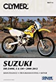 Suzuki DR-Z400E, S & SM Manual 2000-2012 (Clymer Manuals: Motorcycle Repair)