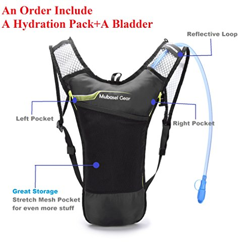 Buy hydration backpack for running