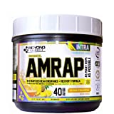 Beyond Yourself - Firebreather Amrap - Instantized Branch Chain Amino Acids ( Bcaa ) With Post Workout Recovery Formula - Added L-Canitine & Magnesium for Stimulant Free Fat Burner (Orange Pineapple, 40 Servings)