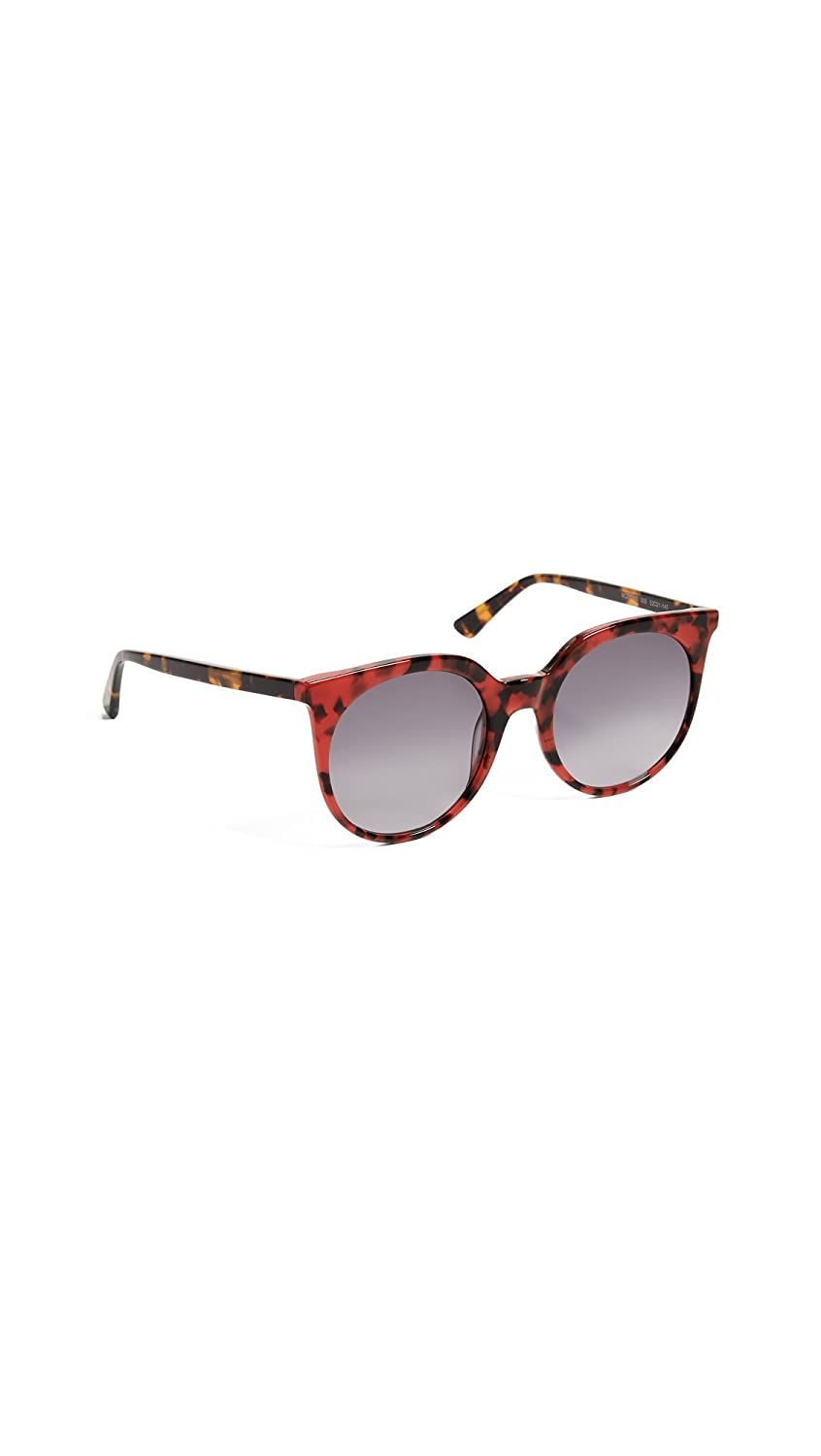 50e386edca Amazon.com  McQ - Alexander McQueen Women s Artstar Logo Cat Eye Sunglasses