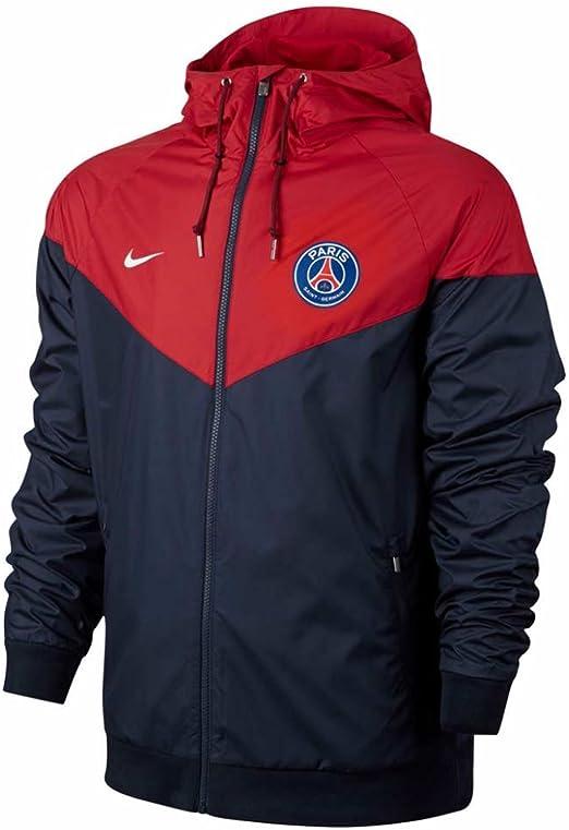 Nike NSW WR WVN AUT Veste Paris Saint Germain pour Homme