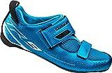 SHIMANO SH-TR9 Cycling Shoe - Men's Blue; 44