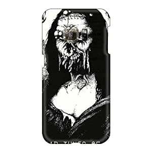 Bumper Cell-phone Hard Covers For Samsung Galaxy S6 With Provide Private Custom Lifelike Grave Band Skin CristinaKlengenberg
