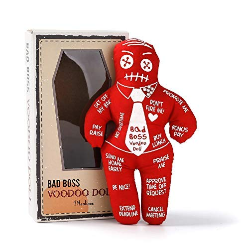 Voodoo Dolls Toys (Mealivos Bad Boss Voodoo Doll)