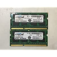 MICRON CPG 8GB DDR3 PC3-12800 1600MHZ FOR MAC CL11 SODIMM 204PIN 1.35V 1.5V / CT8G3S160BM /
