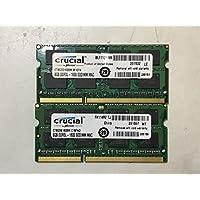 MICRON CPG 8GB DDR3 PC3-12800 1600MHZ FOR MAC CL11 SODIMM 204PIN 1.35V 1.5V / CT8G3S160BM /